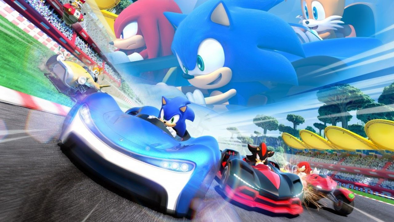 Recensione Team Sonic Racing