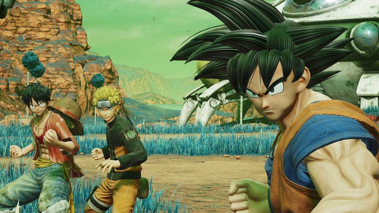 Recensione Jump Force
