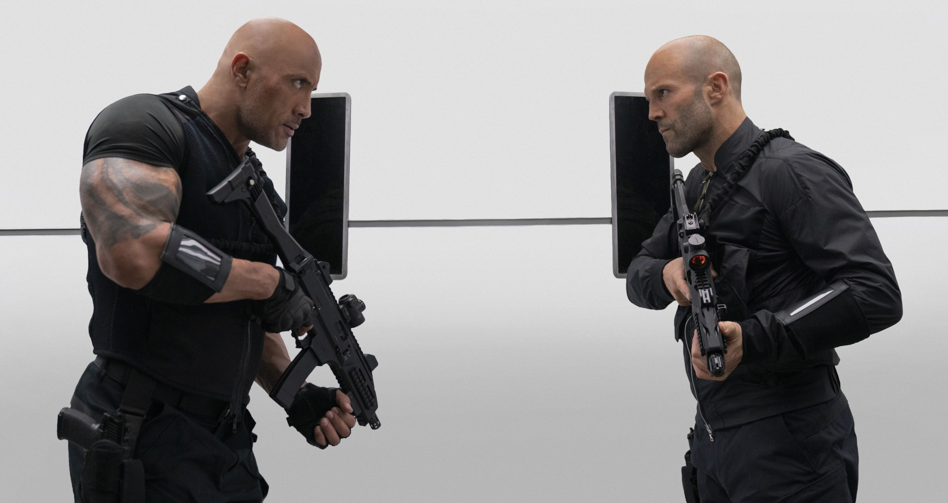 Recensione Fast & Furious - Hobbs & Shaw