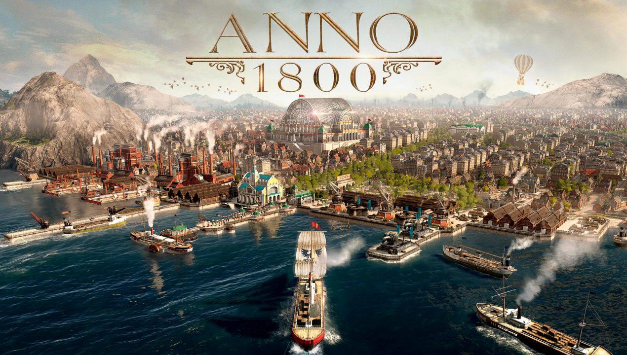 Recensione Anno 1800