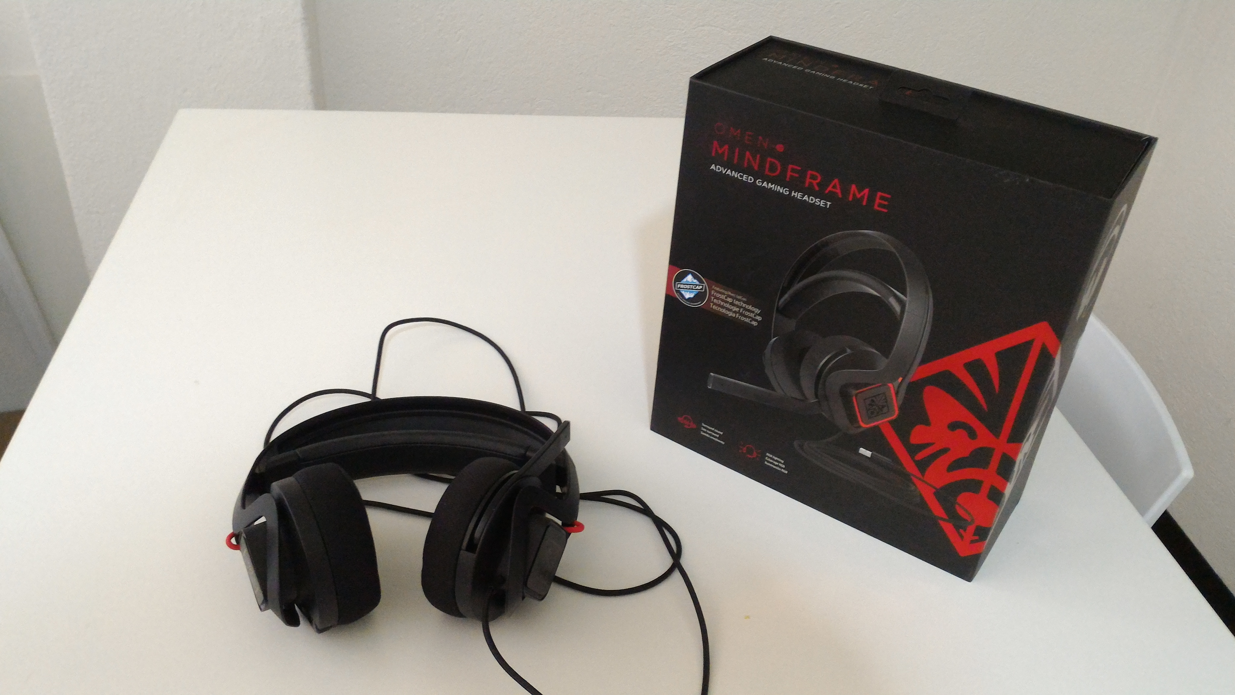 Speciale OMEN by HP Mindframe Headset Cuffia Gaming