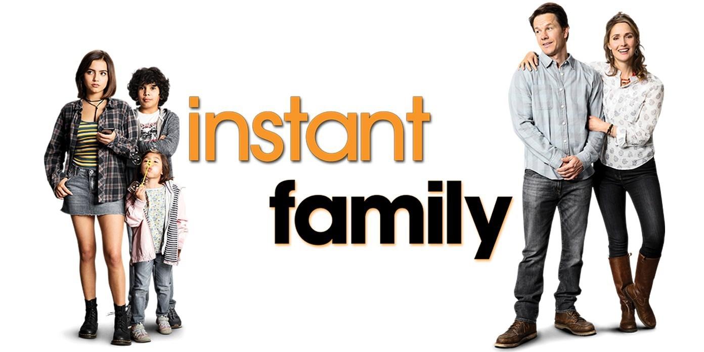 Recensione Instant Family