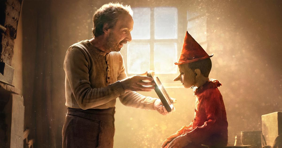 Recensione Pinocchio