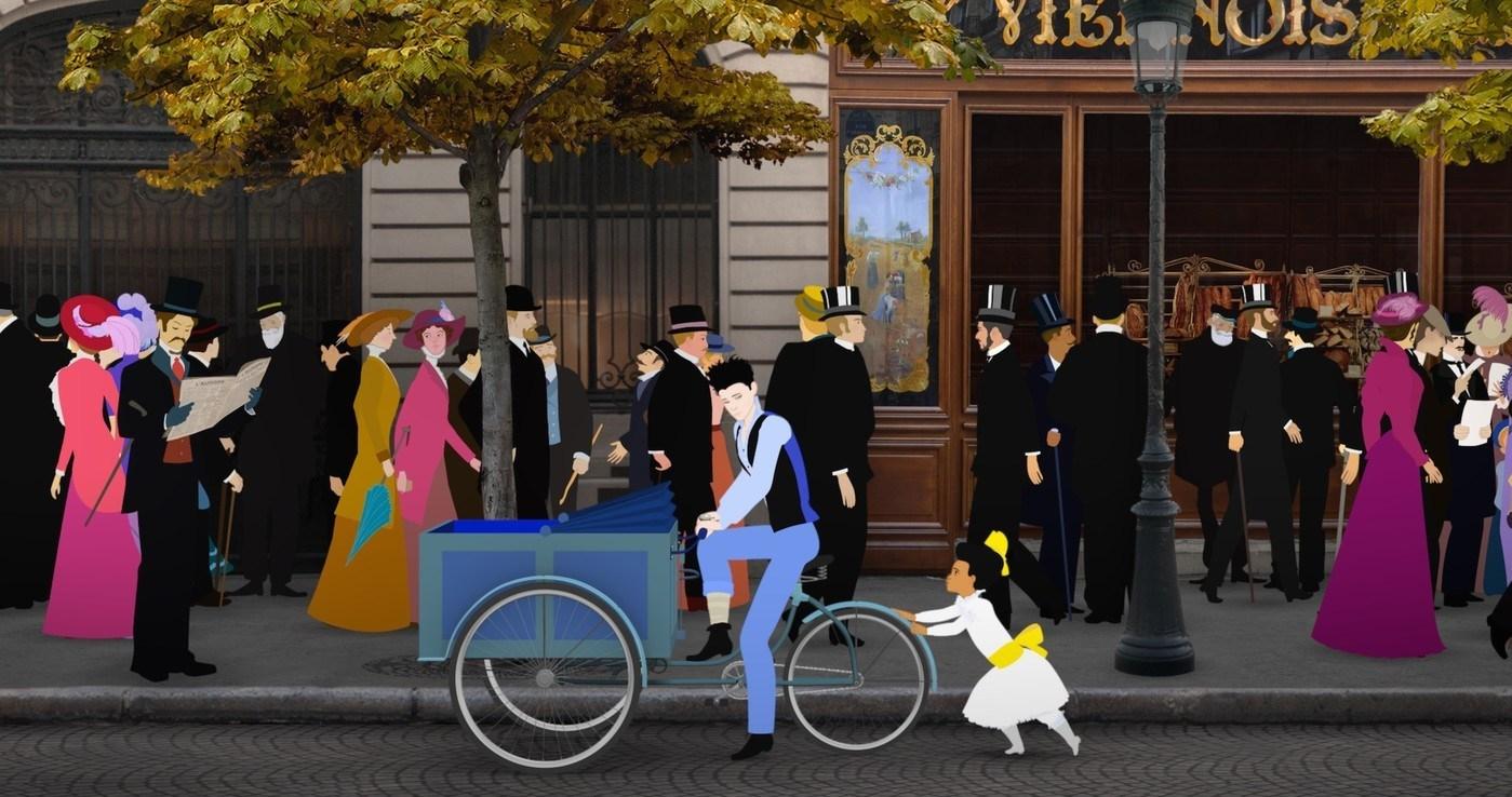 Recensione Dililì a Parigi