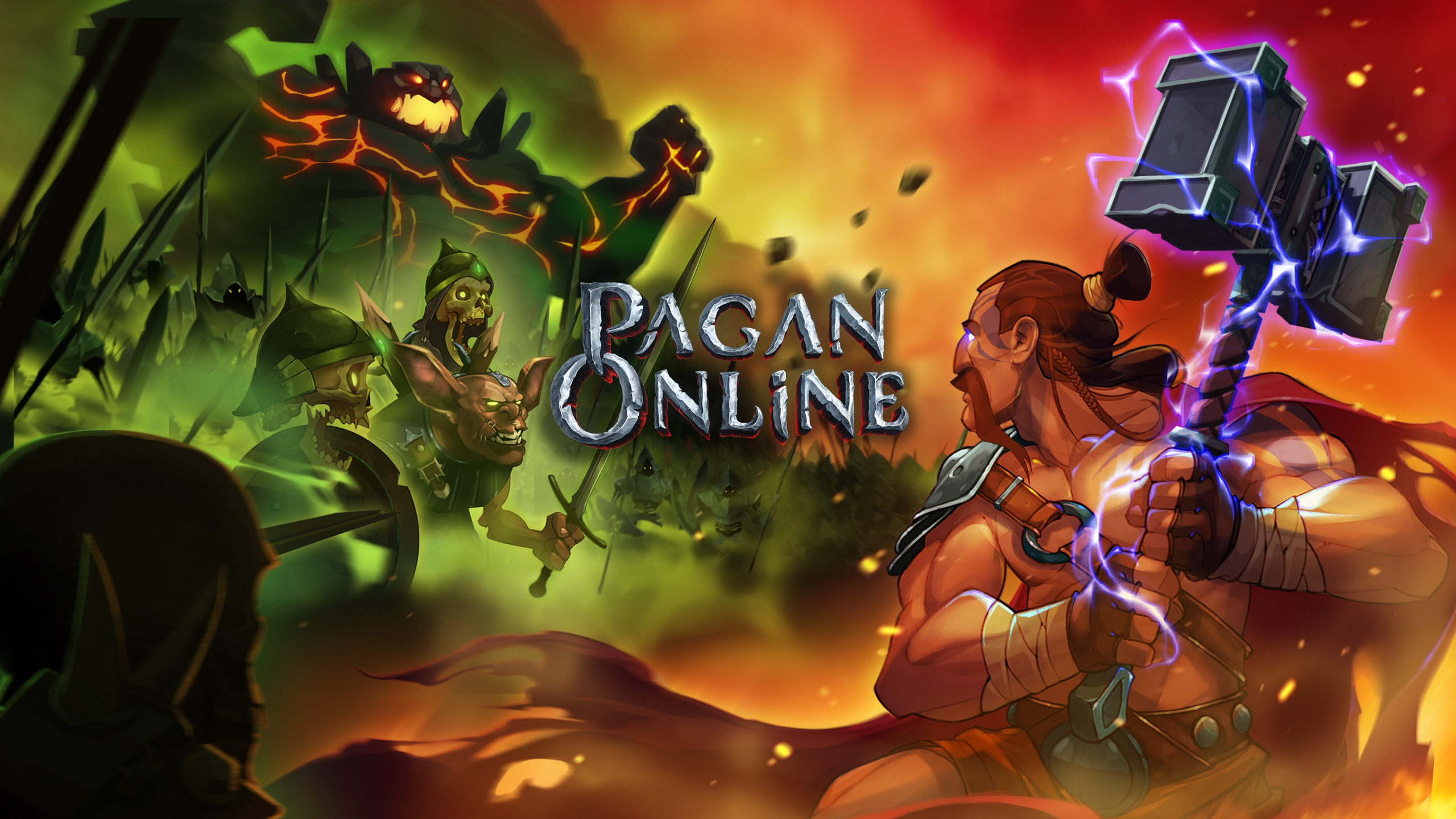 Preview Pagan Online