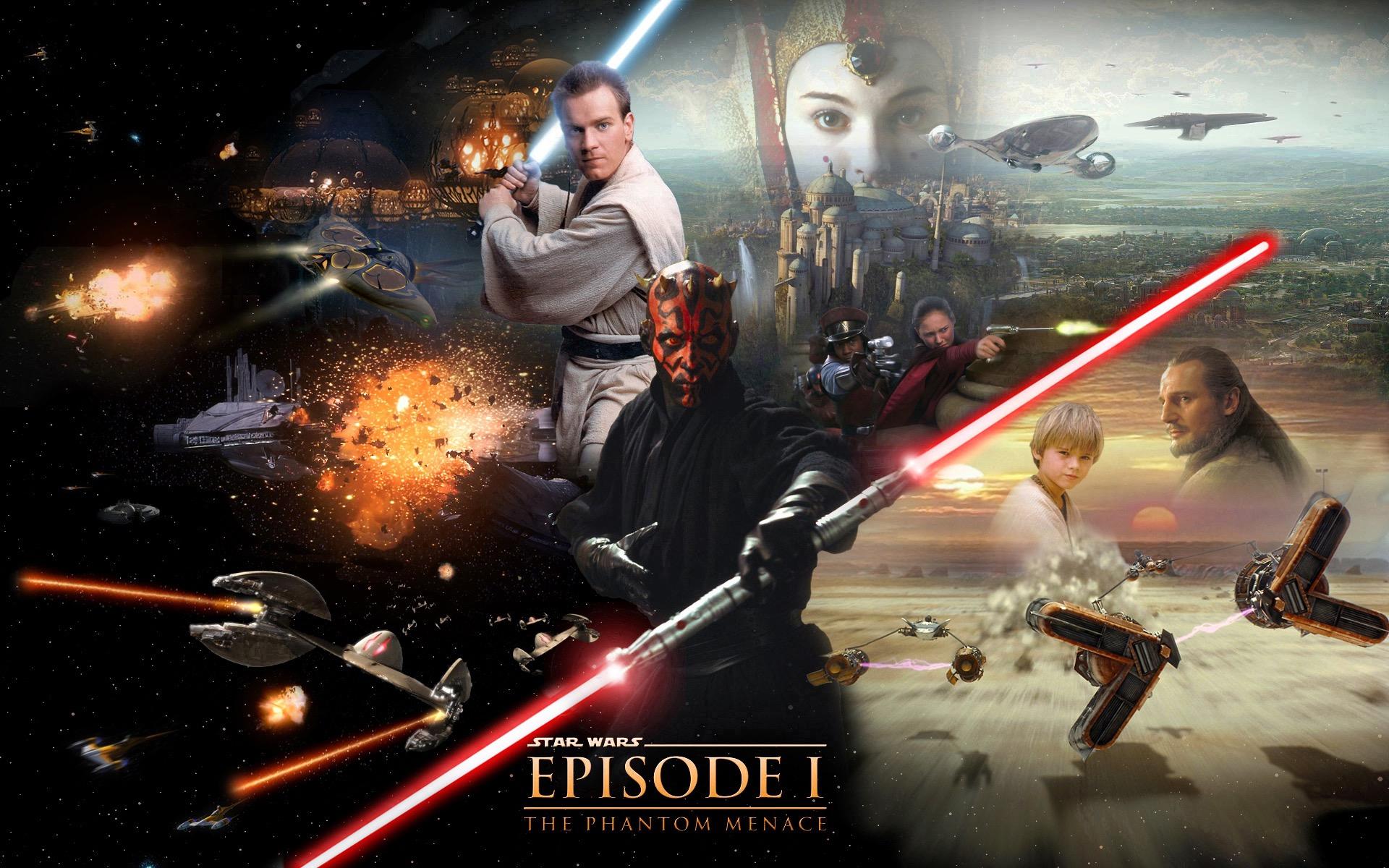 Speciale Star Wars: Episodio I - La minaccia fantasma