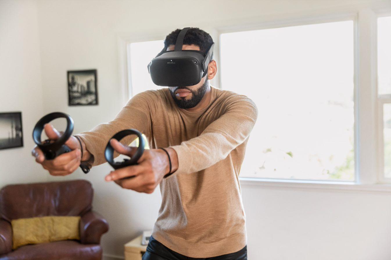 Speciale Oculus Quest