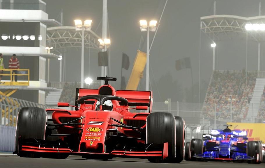 Recensione F1 2019
