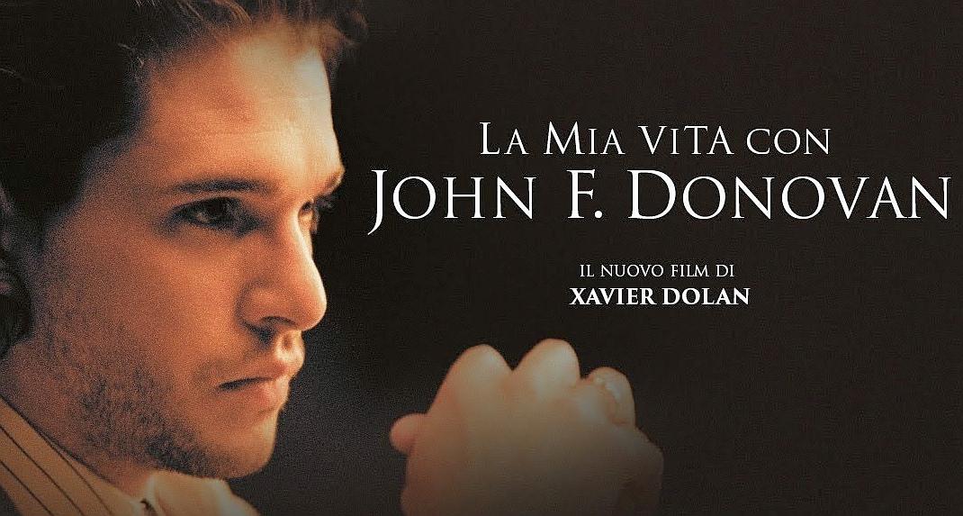 Recensione La mia vita con John F. Donovan