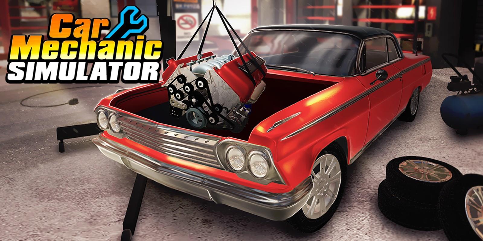 Recensione Car Mechanic Simulator