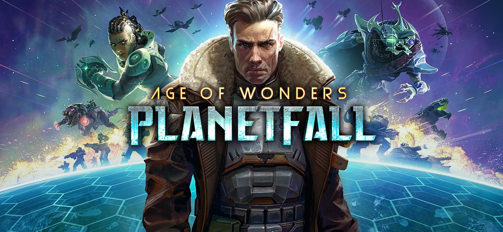 Recensione Age of Wonders: Planetfall
