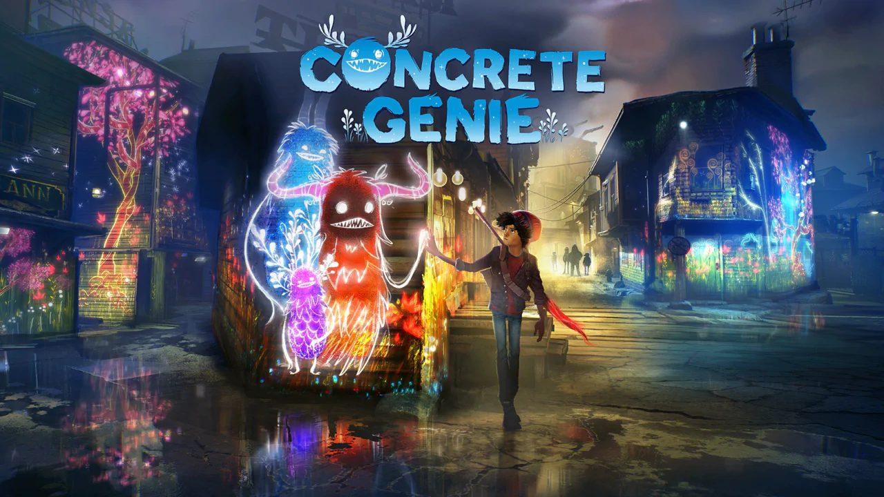 Recensione Concrete Genie