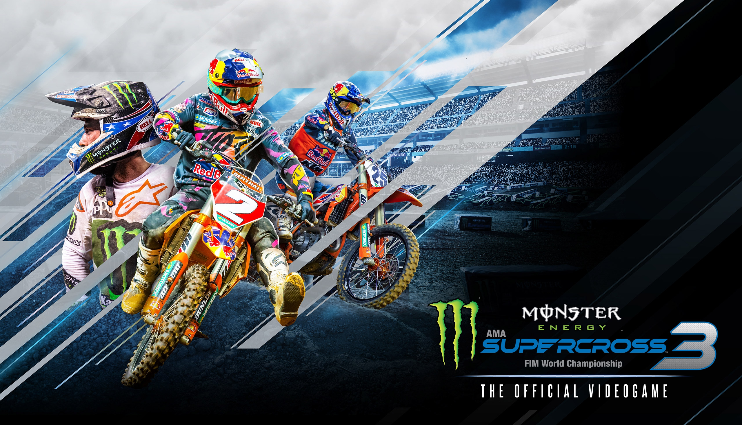 Recensione Monster Energy Supercross - The Official Videogame 3