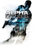 Copertina Alpha Protocol - Xbox 360