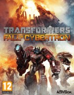 Copertina Transformers: Fall of Cybertron - Xbox One