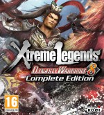 Copertina Dynasty Warriors 8 Xtreme Legends - PS4