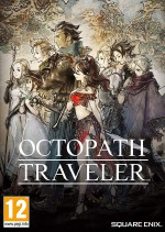 Copertina Octopath Traveler - Switch