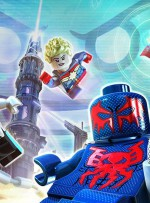 Copertina LEGO Marvel Super Heroes 2 - PC