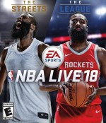 Copertina NBA Live 18 - Xbox One