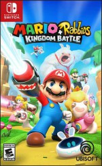 Copertina Mario + Rabbids: Kingdom Battle - Switch