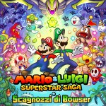 Copertina Mario & Luigi: Superstar Saga + Bowser's Minions - 3DS