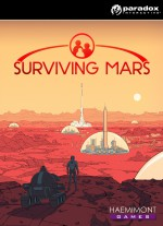 Copertina Surviving Mars - PS4