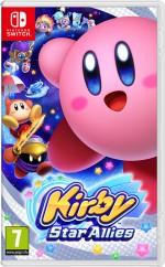 Copertina Kirby Star Allies - Switch
