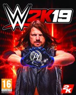Copertina WWE 2K19 - PC