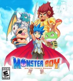 Copertina Monster Boy and the Cursed Kingdom - Switch