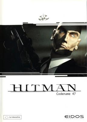 Hitman: Codename 47 PC Cover