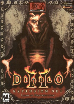 Diablo II: Lord of Destruction PC Cover