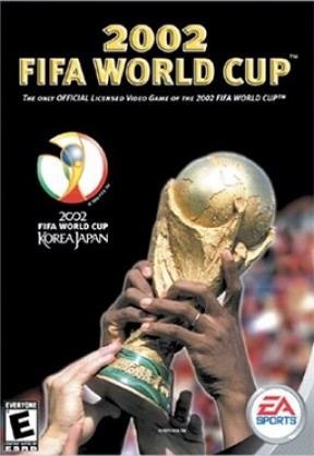2002 Fifa World Cup PC Cover