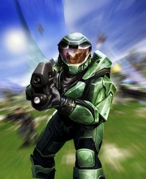 Halo Xbox Cover