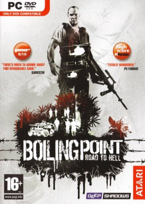 Boiling Point: Road To hell PC Cover