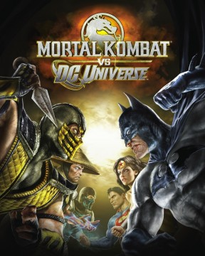 Mortal Kombat vs. DC Universe Xbox 360 Cover