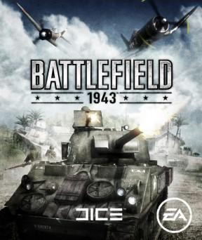 Battlefield 1943 Xbox 360 Cover