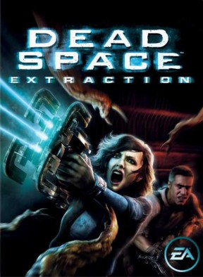 Dead Space Extraction Wii Cover