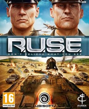 R.U.S.E. PC Cover