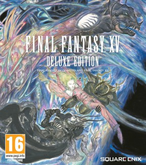 Final Fantasy XV PC Cover