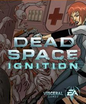 Dead Space: Ignition PS3 Cover