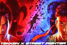 Tekken X Street Fighter PS3 Cover