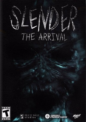 Slender: The Arrival PC Cover