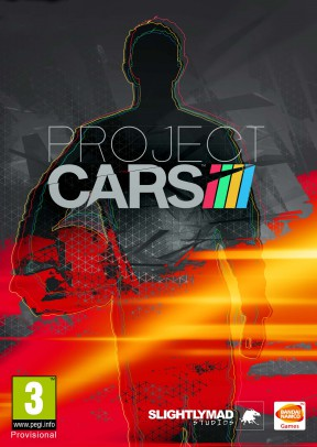 Project CARS PS3 Cover