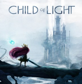 Child of Light Switch Cover