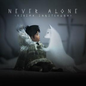 Never Alone PS Vita Cover