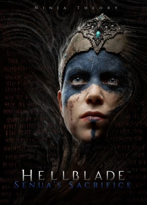 Hellblade: Senua's Sacrifice Xbox One Cover