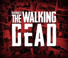 Overkill's The Walking Dead PC Cover