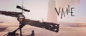 Vane PS4 Cover