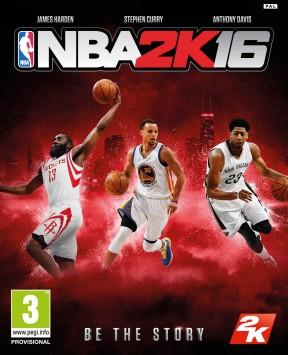 NBA 2K16 PC Cover