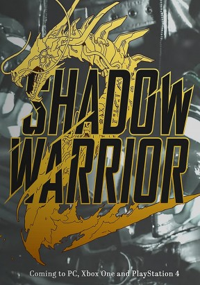 Shadow Warrior 2 PC Cover